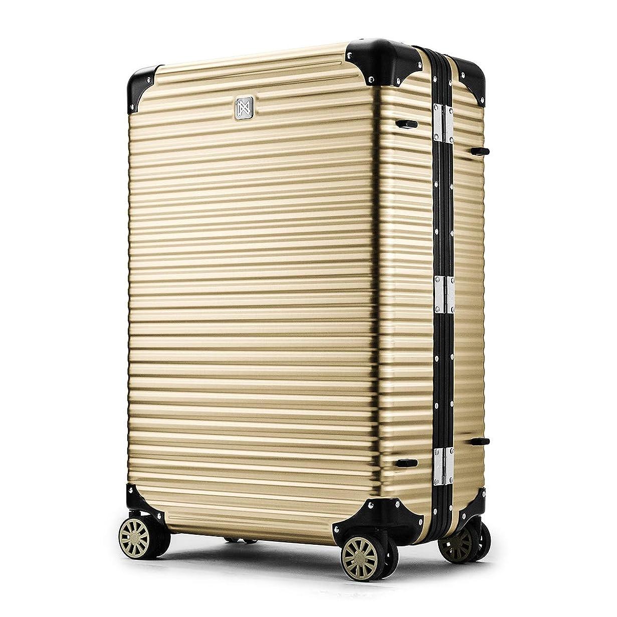 靴組二週間[ランツォ] スーツケース ノーマン 29インチ 87L 70cm 7kg