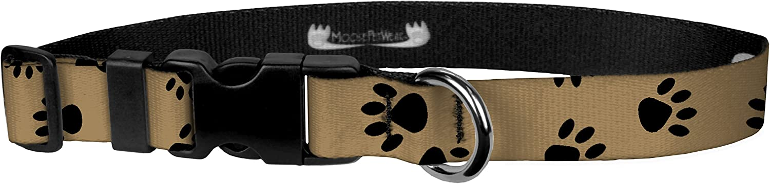 Colorful Paw Print Dog Collar Leash And Limited Special Price Puppy - Waterproof Finally resale start