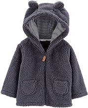 Carter`s Baby Girls` Sherpa Jacket (Baby)