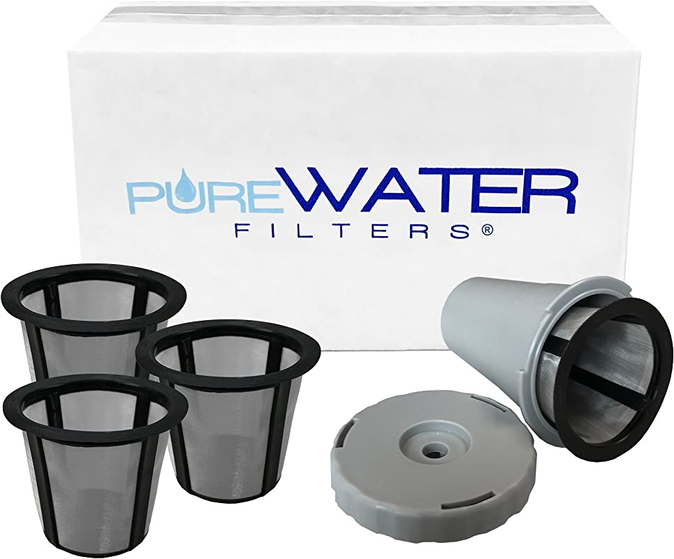 Reusable K Cup Filter My K Cup Filter Housing 3 EXTRA FILTERS