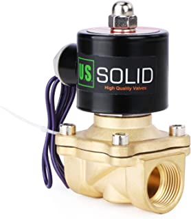 "4 LOT 1//4/"" NPT Electric Plastic Solenoid Air Water Valve NC 12V DC Pneumatic"