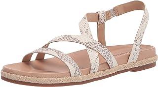 Lucky Brand Footwear Women's Darli Sandal, STUCCO, 7