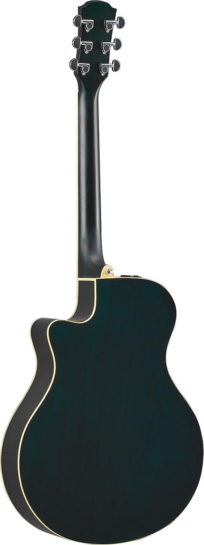orientale Chitarra acustica-elettrica colore: Blu Yamaha APX600 OBB