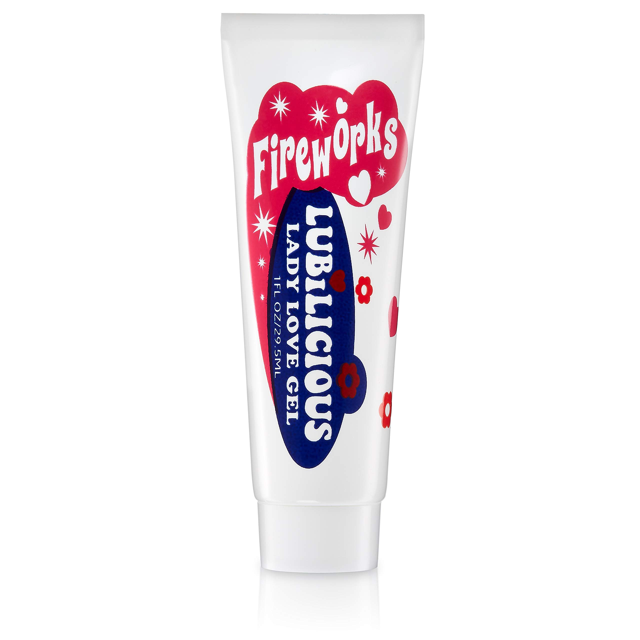 Lubilicious Fireworks Heightened Stimulation Lubricant