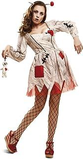 My Other Me - Disfraz de muñeca vudú, para adultos, talla