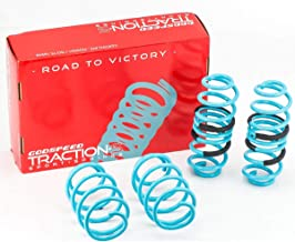 Godspeed LS-TS-AI-0004 Traction-S Performance Lowering Springs, Reduce Body Roll, Improved Handling, Set of 4