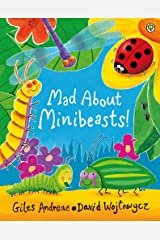 Mad About Minibeasts! Kindle Edition