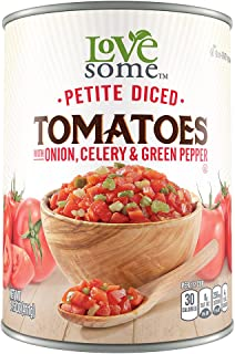 LoveSome Diced Tomatoes, 14.5 Ounce