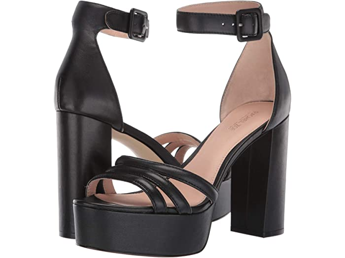 Rachel Zoe Womens Ella Platform Sandal Heeled,