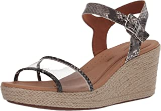 Rockport Women's Adjustable Strap Wedge Sandal