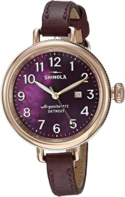 Shinola Detroit - The Birdy 34mm - 20077933