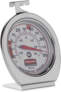 Rubbermaid Refrigerator/ Freezer Thermometer