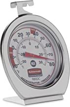 Rubbermaid Refrigerator/Freezer Thermometer