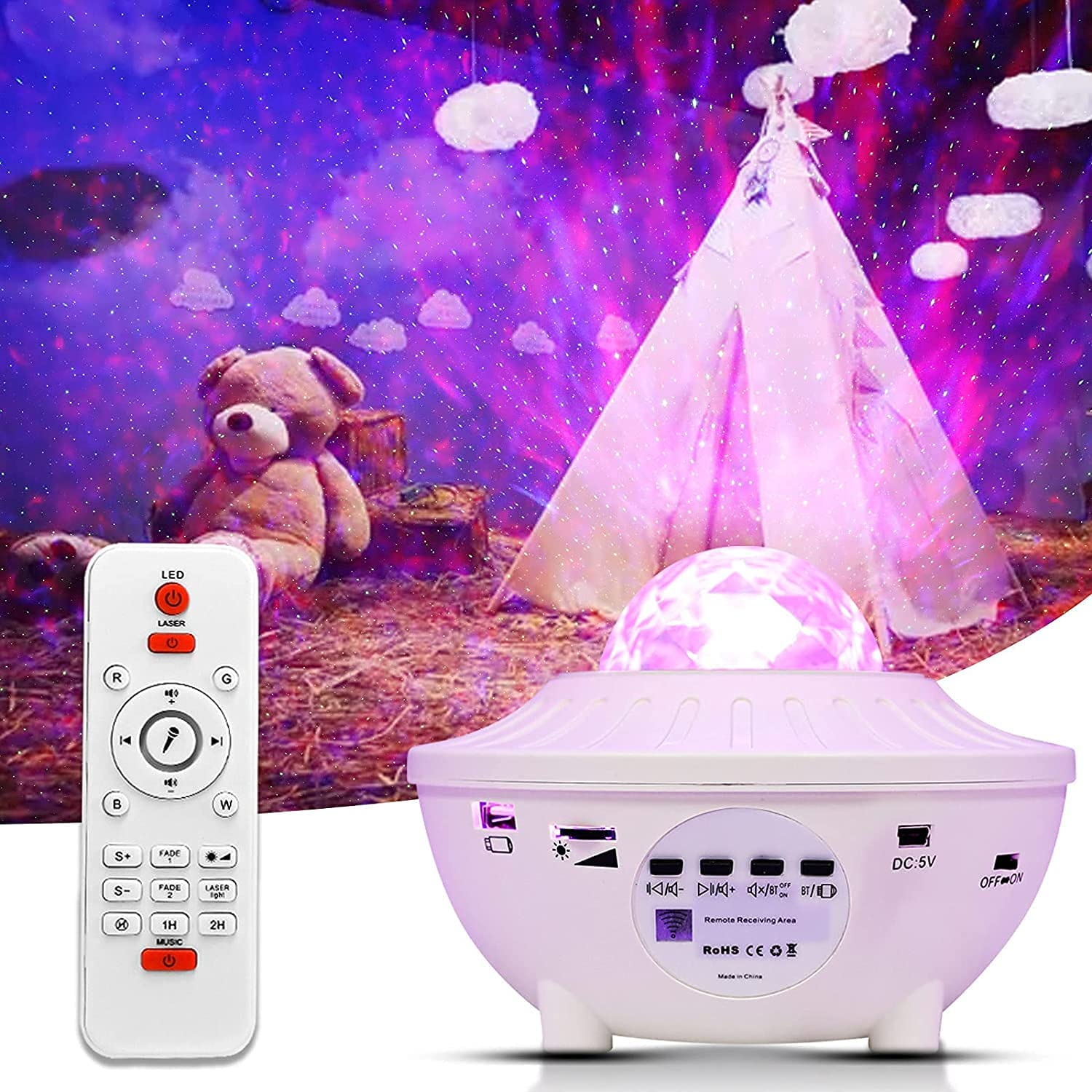 star projector Starry Sky Discount mail order with Light Galaxy Projector New mail order