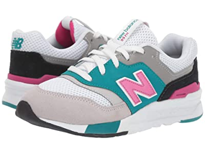 New Balance Kids 997H (Little Kid) (Amazonite/Carnival) Kids Shoes