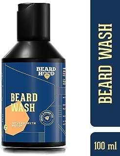 Beardhood Beard Wash Biotin And Aprikot Kernel Oil, 100ml