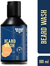 Beardhood Beard Wash Biotin And Aprikot Kernel Oil, 100ml