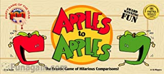 Apples to Apples A Game of Hilarious Comparisons - Cards Game (2002-05-03)