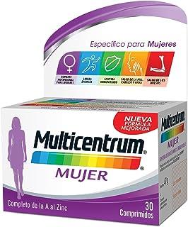 Multicentrum Mujer Complemento Alimenticio con 13 Vitaminas