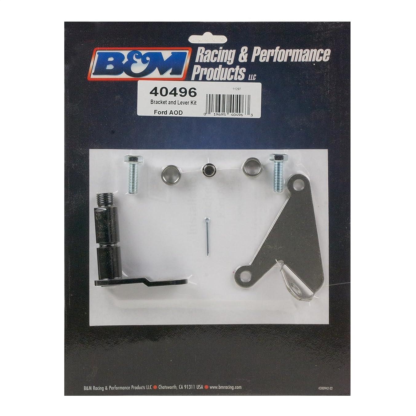 B&M 40496 Bracket And Lever Kit