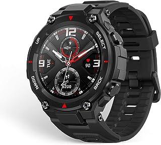 Amazfit T-Rex Smartwatch Pulsera Inteligente Reloj Deportativo Monitor de Sueño Notificación Llamada y Mensaje 5ATM GPS Di...