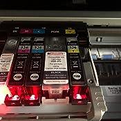 Edding Tintenpatrone Edd 501 Ersetzt Canon Pgi 525 Cli 526bk C M Y Multipack 5 2x Schwarz Cyan Magenta Gelb 1x 20 0 4x 10 5ml Bürobedarf Schreibwaren