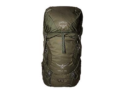 Osprey Volt 75 (Conifer Green) Backpack Bags
