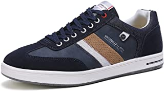 Mens Casual Shoes Fashion Sneakers Breathable Comfort...
