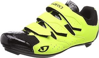 Giro Techne Mens Road Cycling Shoe − 46, Highlight Yellow (2020)