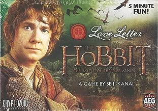 Love Letter: The Hobbit