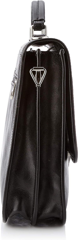 Chicca Tutto Moda Cbc18224gf22, sac à main Noir (Nero Nero)