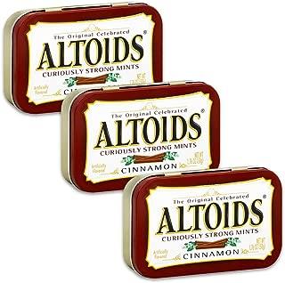 Altoids Cinnamon Mints, 1.76 oz (Pack of 3)