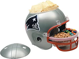patriots helmet snack bowl