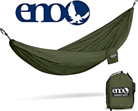 ENO - Eagles Nest Outfitters DoubleNest Hammock, Portable Hammock for Two
