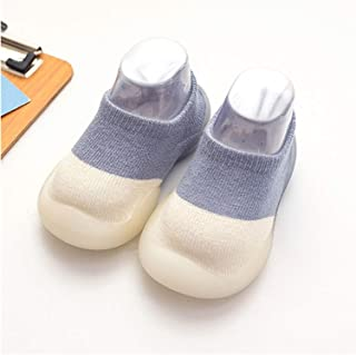 YOUPIN Baby Sock Shoes Anti-Slip Spring Autumn Cartoon Animal Breathable Shoes Baby Girl Baby Boy Soft TPE Sole Baby Boy C...