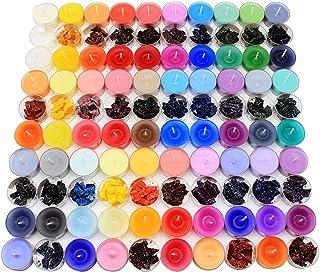 Kleurstof voor kaarsen, 34 kleuren kaarsvet DIY kaarsvet Kleurstof Kaarsen Kleurstof Kleurstof voor kaarsen maken