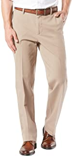 Men's Big and Tall Big & Tall Classic Fit Workday Khaki Smart 360 Flex Pants D3