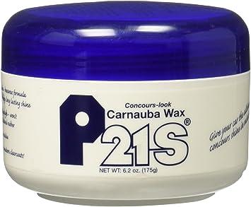 P21S 12700W Carnauba Wax: image