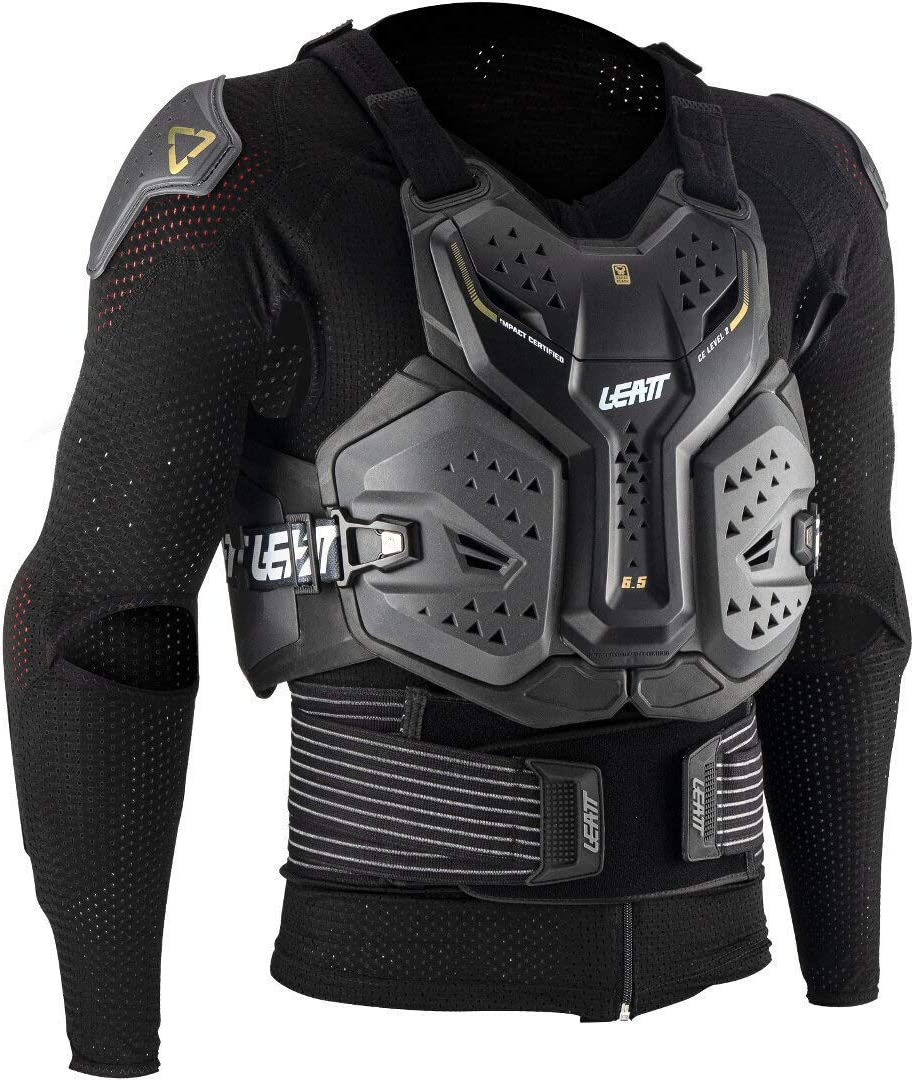 Leatt 6.5 Body Protector Graphene Large Large-scale sale Free shipping on posting reviews