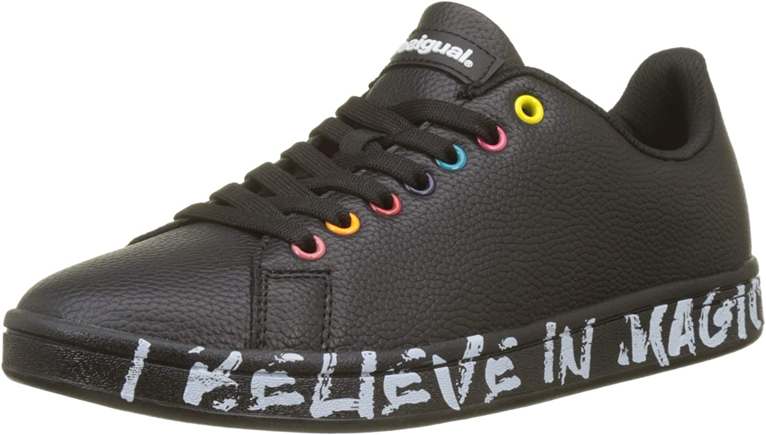 Desigual Women's shoes_Cosmic Candy Low-Top Sneakers