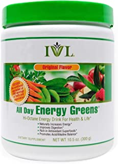 Ivl Energy Greens