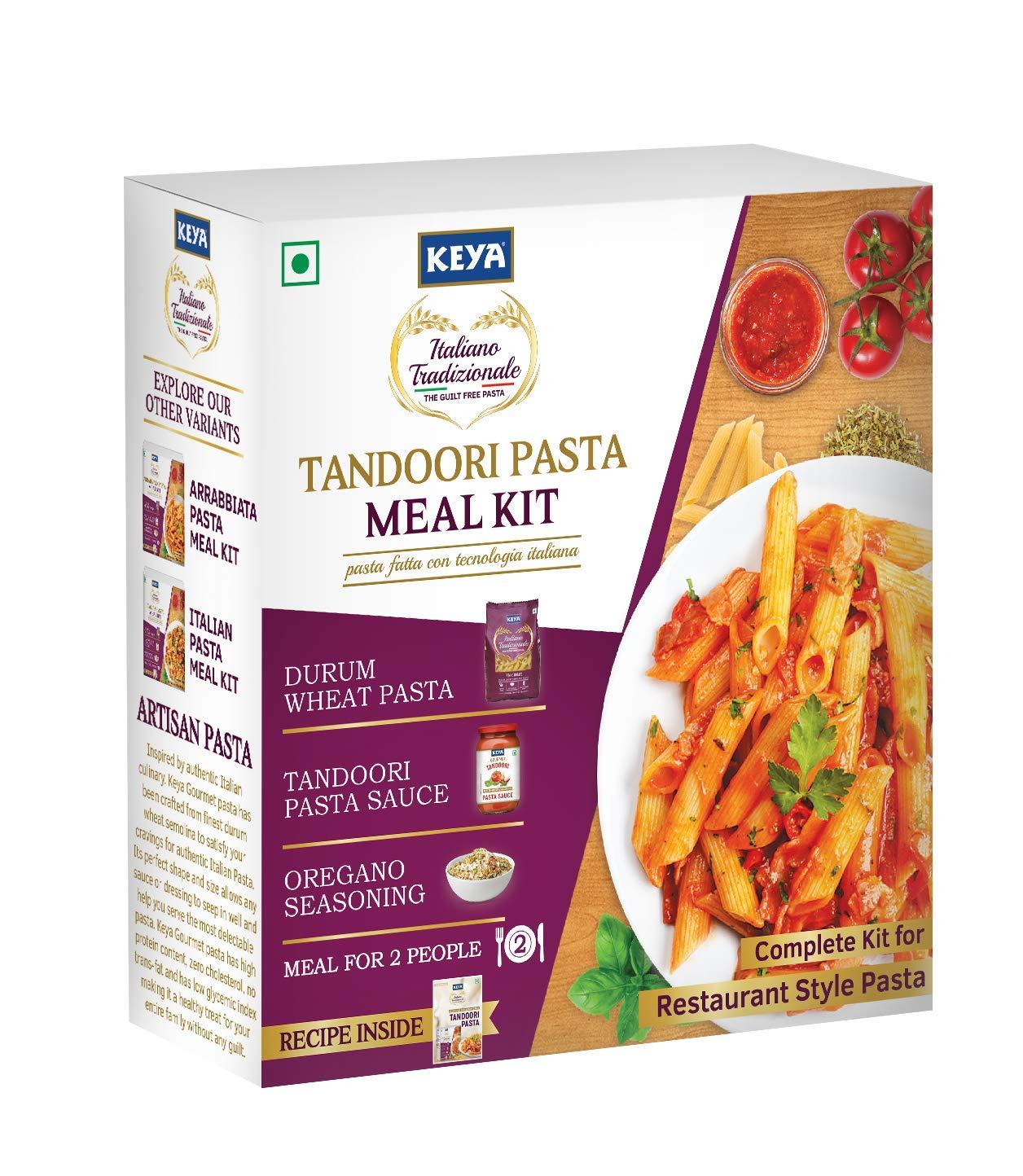 Keya Tandoori Pasta Meal Kit 420 Gm x 1