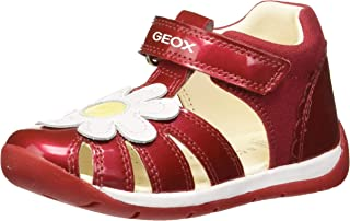 Amazon.co.uk: Red Baby Girls Baby Shoes: Shoes & Bags