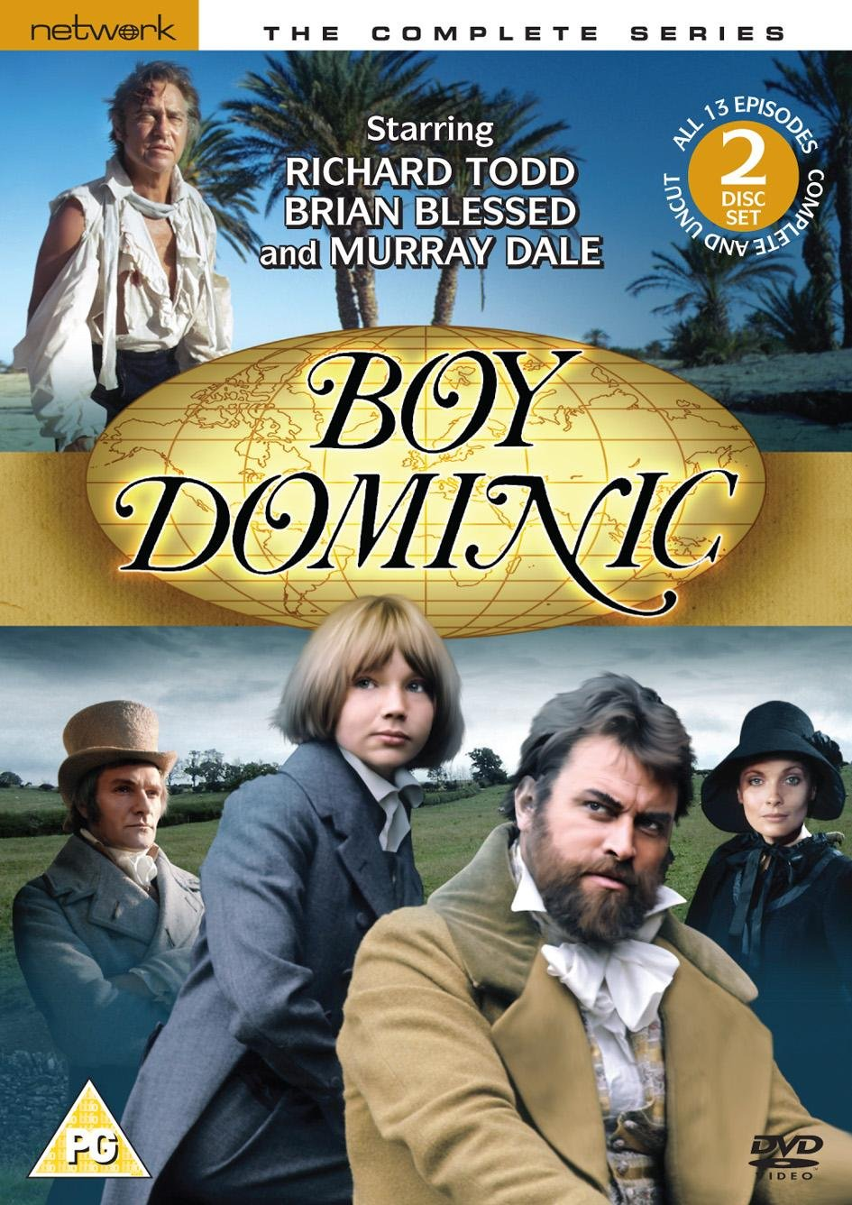 Boy Dominic - The Complete Series [DVD] [1974]