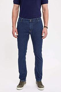 DeFacto Sergio Regular Fit Jean Pantolon Mavi W31 x L32