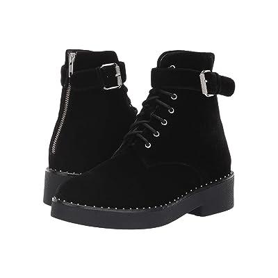 Sol Sana Meret Boot (Black Velvet) Women