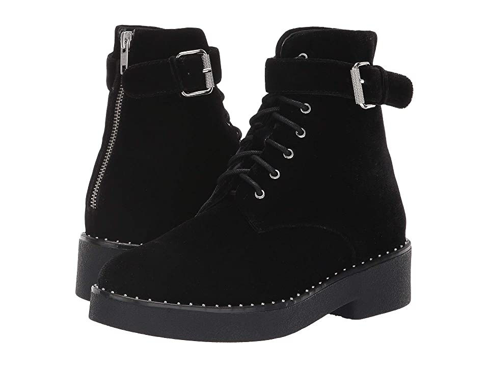 Sol Sana Meret Boot (Black Velvet) Women
