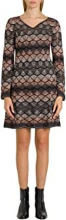 M Missoni Luxury Fashion Womens 2DG002462K003NL900W Multicolor Dress | Fall Winter 19