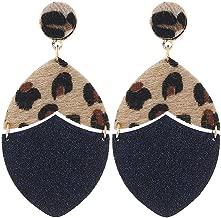 Bravetoshop Earrings for Women Feather Charm Fashion Light Cute New Girl Lady Dangle Earrings Set Jewelry Women Gifts