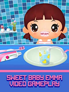Clip: Sweet Baby Emma - Video Gameplay